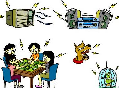 上海噪音治理中怎样才算是噪音                  都知道噪音污染对身